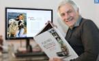 Michel Luccioni, une carrière «plus près des étoiles»