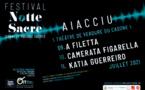 """Festival """"Notte sacre""""  d'Ajaccio : vous avez gagné, retirez votre place"""