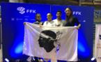 Karaté : Laura Pieri championne de France, Lucas Chaffort en argent