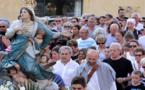 Assunta Gloriosa : La même ferveur à Calvi comme partout en Corse