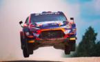 Rallye d'Estonie : Pilouis Loubet marque ses premiers points