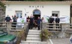 A Mossa Paisana a occupé les locaux de l'association des maires de Corse-du-Sud