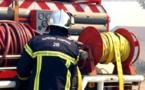 Corte : une paillote détruite par un incendie