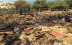 Le centre équestre de Monticello ravagé par un incendie