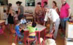A Calvi plus de 650 élèves ont pris le chemin de l'école