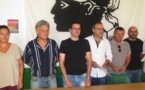 L'appel à l'union sacrée de Corsica Libera