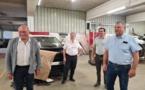 La  branche en manque de main d'œuvre en Corse : opération séduction pour les métiers de la carrosserie automobile à Bastia