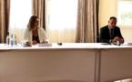 Evolution institutionnelle de la  Corse : le Conseil exécutif de Corse confie une mission à Wanda Mastor