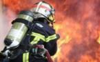 Feu de cave à Bastia : Six personnes et un pompier incommodés par les fumées