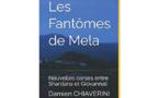 Les Fantômes de Mela,  premier livre de Damien Chiaverini