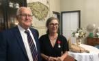 Bastia : Michèle Corrotti reçoit la légion d'honneur