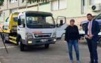 Une nouvelle opération enlèvement d'épaves dans les quartiers sud de Bastia