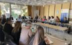 Le préfet de Haute-Corse, François Ravier, et le procureur de la République de Bastia, Arnaud Viornery ont réuni la commission départementale de lutte contre les violences sexistes et sexuelles