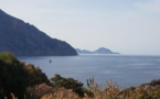 La photo du jour : l'automne à Girolata