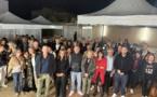 Le lancement de l'édition 2021 a eu lieu ce mercredi 20 octobre en présence de Ceccè Acquaviva, Alain Raymond-Suzzoni, Claudine Cornillat, Frédérique Densari conseillère territoriale, Angèle Bastiani mairie de la ville et Pierre-Francois Bascoul adjoint en charge notamment de la culture.