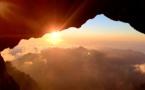 La photo du jour : coucher de soleil au Capu Tafunatu