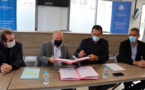 Grand Bastia : la CAB s'associe à la Caf pour maintenir et développer les services aux familles