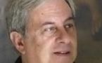 L'intervention d'Ange Santini face aux élus de Bourgogne