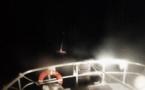 Bastia : Un trimaran pris dans la tempête sauvé par la SNSM