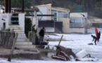 Pluie et rafales de vent à 130 km/h en Balagne