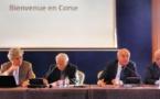 Sciences de l'information et implications géopolitiques en colloque à Ajaccio