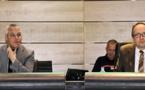 Pierre Siméon de Buochberg nouveau vice-président du SDIS de Haute-Corse