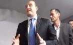 Ajaccio: Les réactions des candidats en vidéo