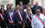 Etienne Suzzoni à la tête d'un nouvel exécutif à la mairie de  Lumio