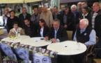Elections européennes : François Alfonsi présente ses colistiers corses