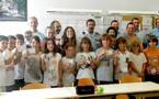 Pietrosella : Le premier permis… internet de Corse pour une classe de CM2