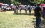 Rencontre des associations du Cap Corse au col de Sainte-Lucie