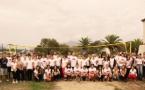 Ajaccio : Le volley pour fédérer les nouvelles promotions Négoventis de l'institut consulaire