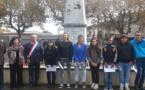 Les élèves du collège du Cap à la recherche de l'histoire des disparus de la Grande Guerre