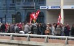 SNCM : Soutien du Front de Gauche et de la CGT à Bastia