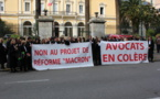 Ajaccio : Nouvelle mobilisation des avocats contre le projet de loi Macron