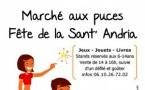 Marché au puces des enfants à Pietrosella