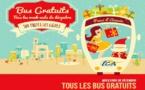 Ajaccio : La CAPA met en place un service de bus gratuits pour les week-end de décembre