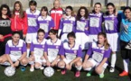 Football féminin : Corte confirme sa place de leader