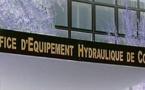 Office hydraulique : Le conflit suspendu jusqu'au début de la semaine prochaine