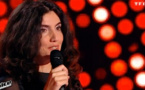 Battista Acquaviva envoûtante à The Voice