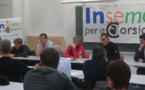 Inseme per a Corsica se met en ordre de marche pour les élections territoriales