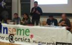 Inseme per Corsica se met en ordre de marche pour les Territoriales