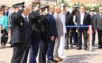 Ajaccio : Commémoration de la victoire du 8 mai 1945 sur la place Charles de Gaulle
