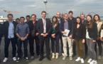 Les étudiants de l'IAE de Corte à la découverte du modèle économique allemand