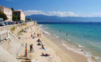 Ajaccio : Interdiction de baignade  plage Saint-François