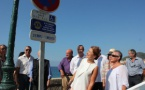 Ajaccio : Des panonceaux pour un meilleur respect des places handicapées