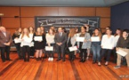 CCI de la Corse-du-Sud : Cérémonie de remise des diplômes Commerce & Gestion