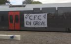 SNCM : Les bateaux restent à quai. CFC : Les trains sont en gare !