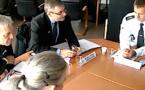 Violences faites aux femmes : Une convention signée au commissariat de Bastia