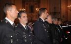 Les pompiers de Calvi ont fêté Sainte Barbe dans  la dignité et la sobriété